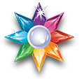 Starburst Wild Star Symbol