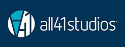 All 41 studios logo 246x93