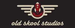 Old Skool Studios logo 246x93