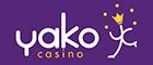 Yako Casino logo 140x60