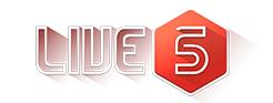 Live5 Gaming Logo