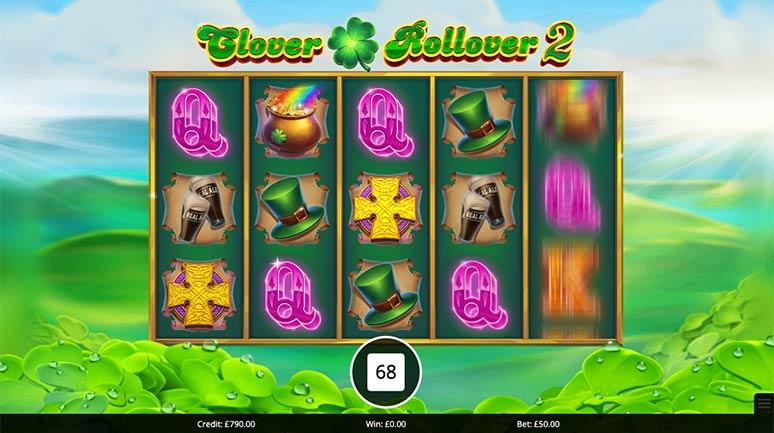 Screenshot Clover Rollover 2